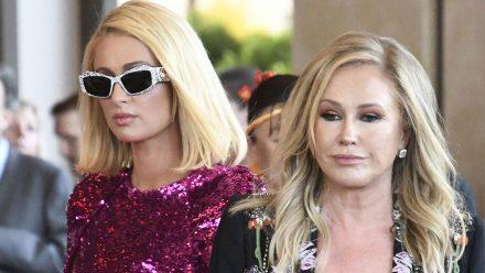 Paris Hilton demonstriert so ihre Unterstützung für Britney Spears