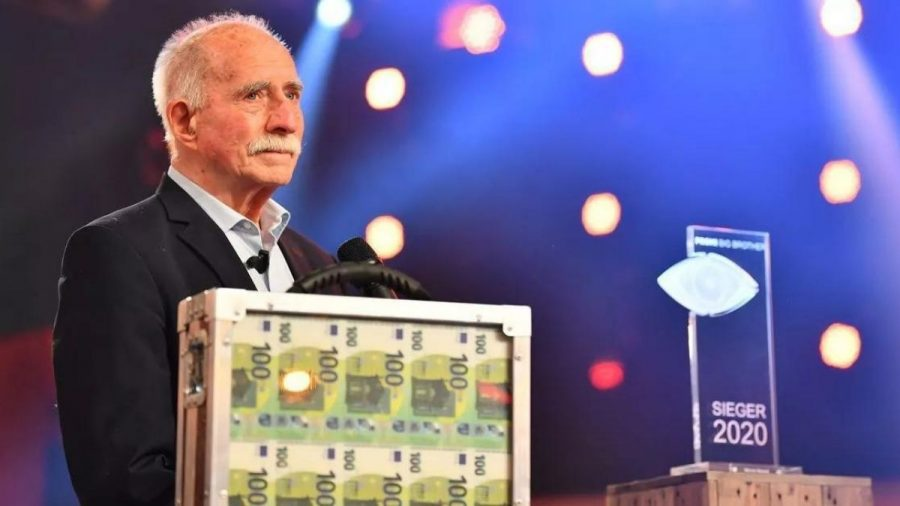 Werner Hansch gewinnt Promi Big Brother