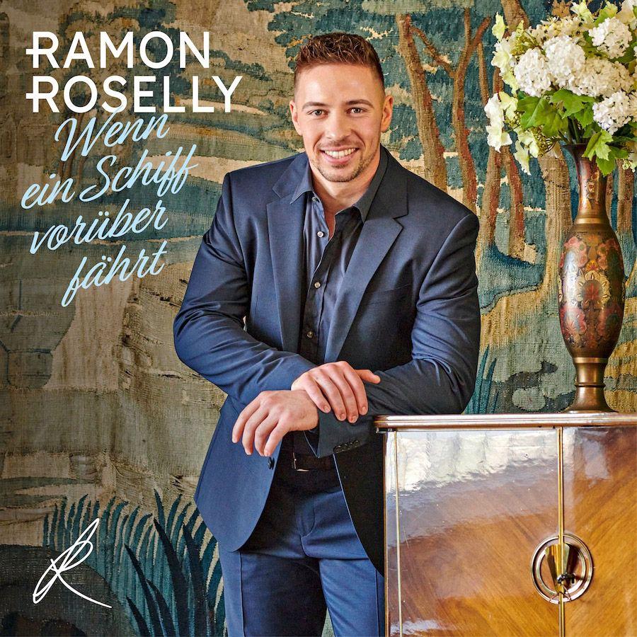 """Ramon Roselly: Das ist der neue Song """"Wenn ein Schiff vorüber fährt"""""""