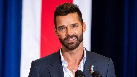 """Ricky Martin: """"Ich habe ein Mädchen, das zwei Papas und drei Brüder hat"""""""