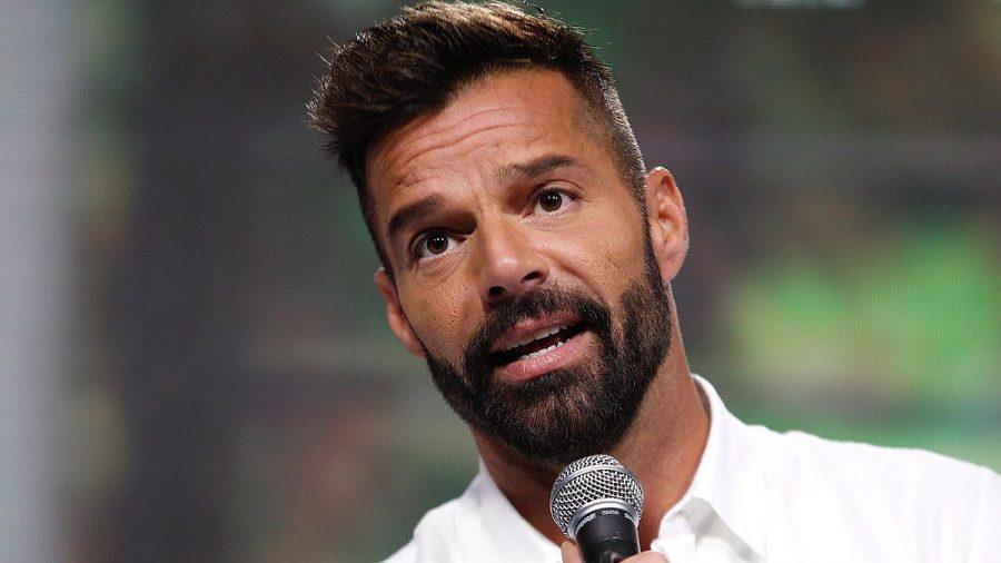 Ricky Martin kämpft noch immer mit Unsicherheiten