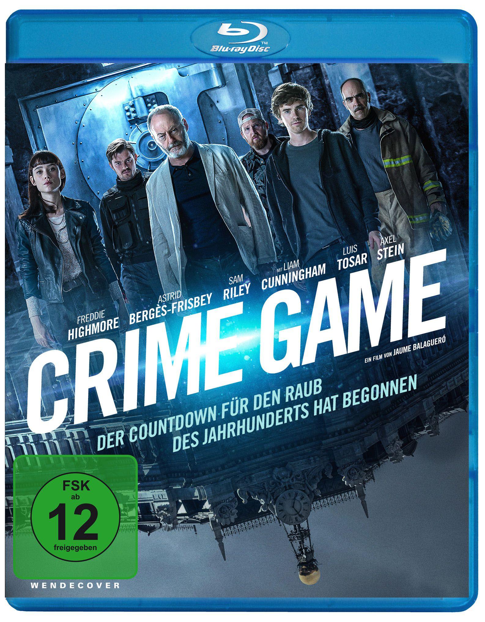 """""""Crime Game"""": 105 Minuten Zeit für einen Bankraub zum WM-Finale"""