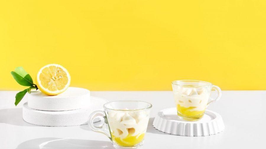 Erfrischendes Sommer-Desserts: Rezept für Zitronen-Mousse