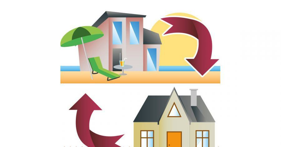 Beim Haustausch findet der Urlaub in den vier Wänden einer anderen Familie statt - im Gegenzug wird das eigene Heim zur Verfügung gestellt.