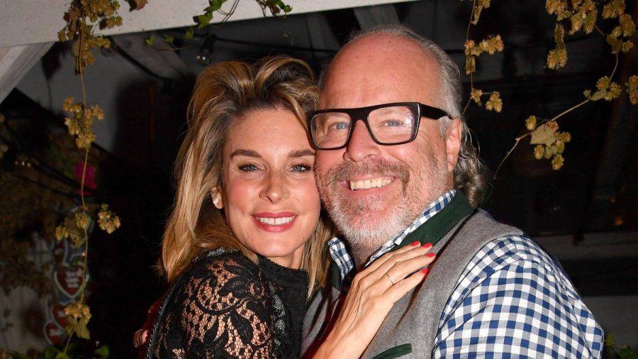 TV-Star Claudelle Deckert und PR-Manager Peter Olsson haben Hochzeit gefeiert. (ili/spot)