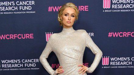 Paris Hilton bei einem Auftritt in Beverly Hills. (hub/spot)