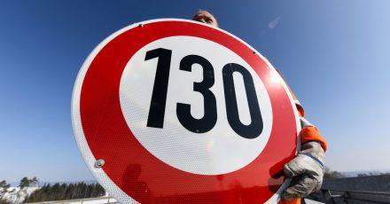 Was bringt eine starre Grenze von 130 km/h?