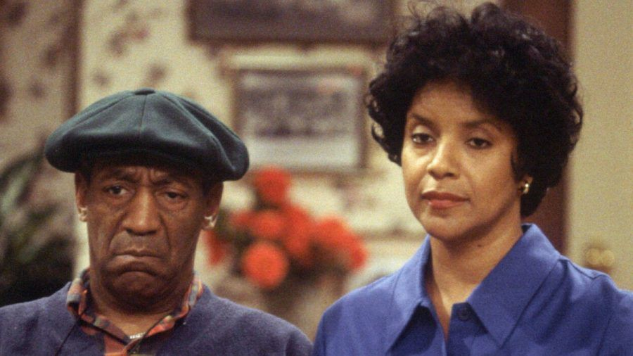 "Bill Cosby und Phylicia Rashad in ""Die Bill Cosby Show""  (smi/spot)"
