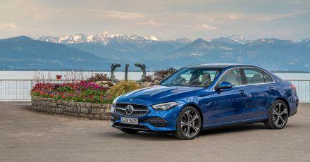 Mercedes gönnt der neuen C-Klasse fast genauso viel Komfort und technische Ausstattung wie seiner S-Klasse.