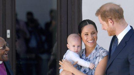 Herzogin Meghan und Prinz Harry haben mittlerweile zwei gemeinsame Kinder. (nra/spot)