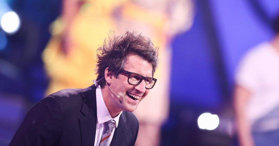 Daniel Hartwich moderiert die «Die RTL Sommerspiele» live.