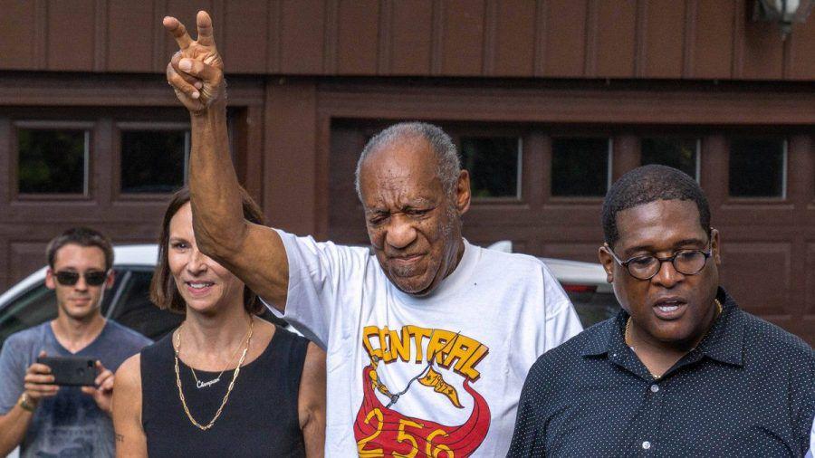 Bill Cosby wurde aus dem Gefängnis entlassen. (ili/spot)