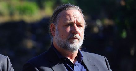 Russell Crowe macht sich für die australische Filmindustrie stark.