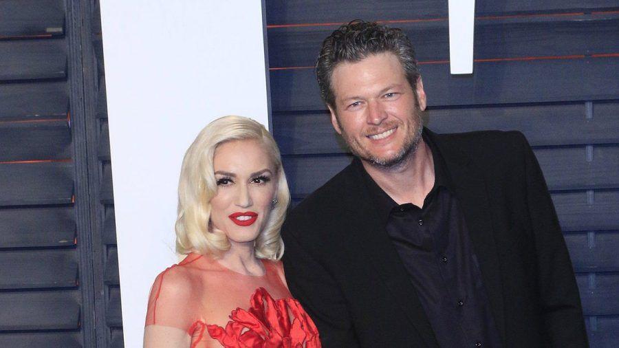 Gwen Stefani und Blake Shelton haben am 3. Juli geheiratet. (nra/spot)