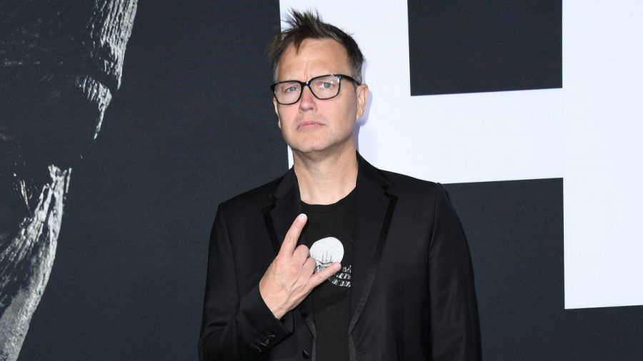Blink-182-Frontmann Mark Hoppus gab vor wenigen Wochen seine Krebserkrankung bekannt. (amw/spot)