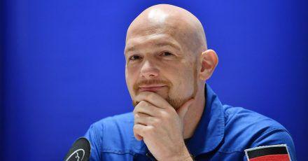 Der Astronaut Alexander Gerst ist promovierter Geophysiker.