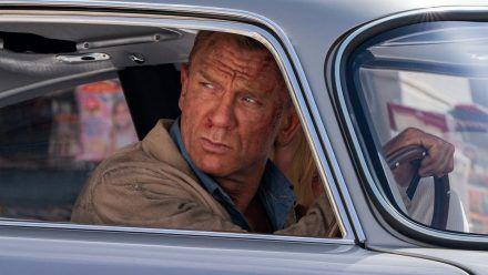"""Daniel Craig in """"James Bond: Keine Zeit zu sterben"""" (smi/spot)"""