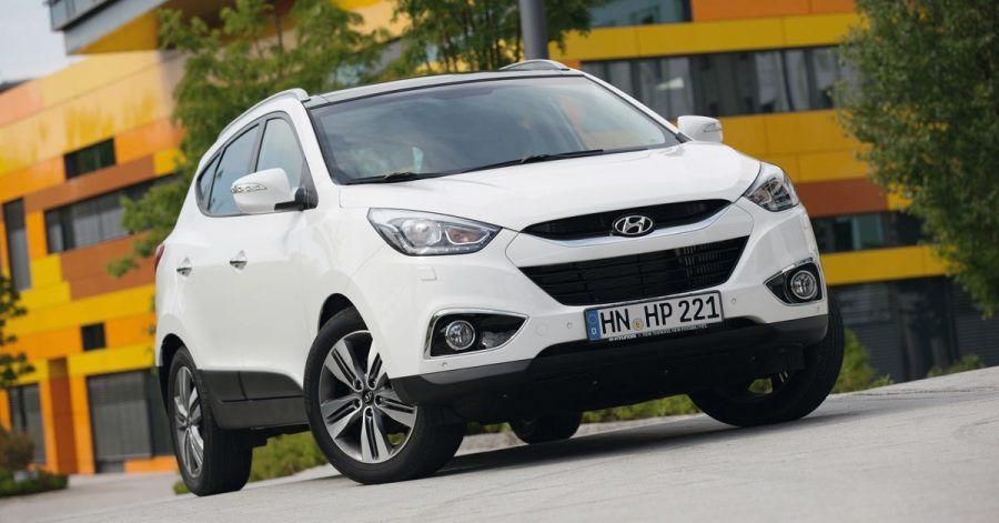 Den Nachfolger vom Tucson bot Hyundai hierzulande als ix35 an, nur um das kompakte SUV ab 2015 wieder als Tucson zu verkaufen.