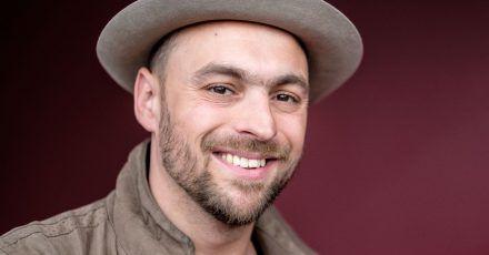 Max Mutzke singt den offiziellen Olympia-Song der ARD.