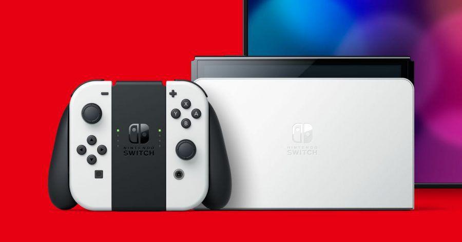Nintendo überarbeitet die Konsole Switch. Vom Oktober an hat sie ein OLED-Display, mehr Speicher und eine neue Dockingstation.