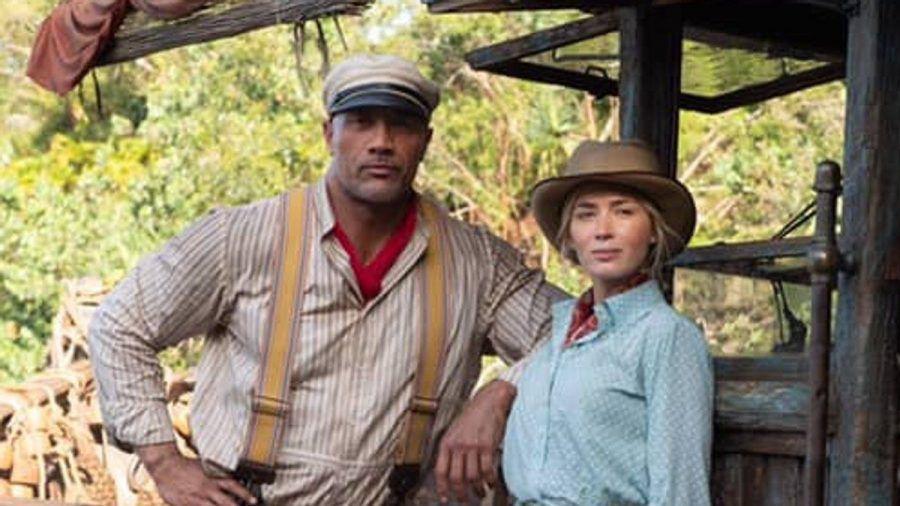 """Emily Blunt und Dwayne Johnson begeben sich in """"Jungle Cruise"""" auf eine abenteuerliche Kreuzfahrt über den Amazonas. (ncz/spot)"""