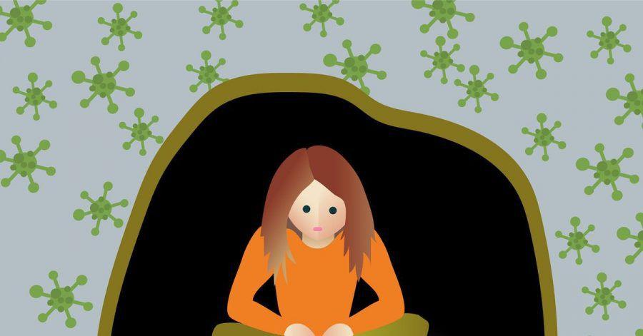 Trotz Lockerungen bei den Corona-Regeln bleiben manche Menschen lieber in ihrer «Höhle», anstatt rauszugehen. Fachleute sprechen vom «Cave-Syndrom».