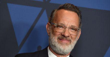 Tom Hanks wird 65.