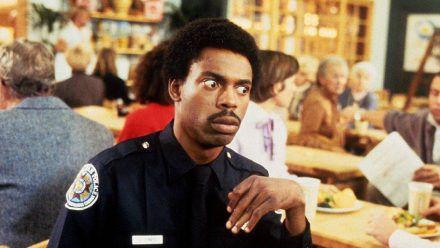 "Michael Winslow in ""Police Academy 2"". (smi/spot)"
