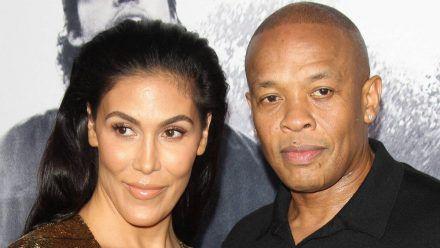 Haben sich nach knapp 25 Jahren Ehe scheiden lassen: Nicole Young und Dr. Dre (dr/spot)