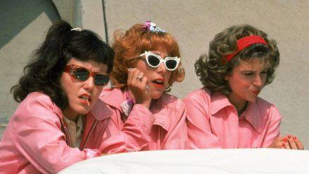 """Die """"Pink Ladies"""" aus """"Grease"""" von 1978. (nra/spot)"""