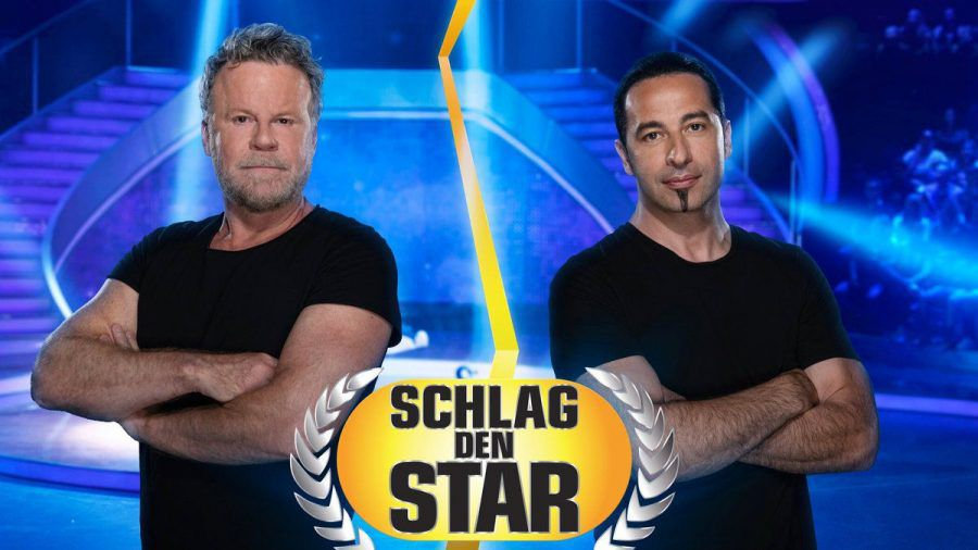 """Jenke von Wilmsdorff (l.) setzte sich bei """"Schlag den Star"""" gegen Bülent Ceylan durch. (dr/spot)"""