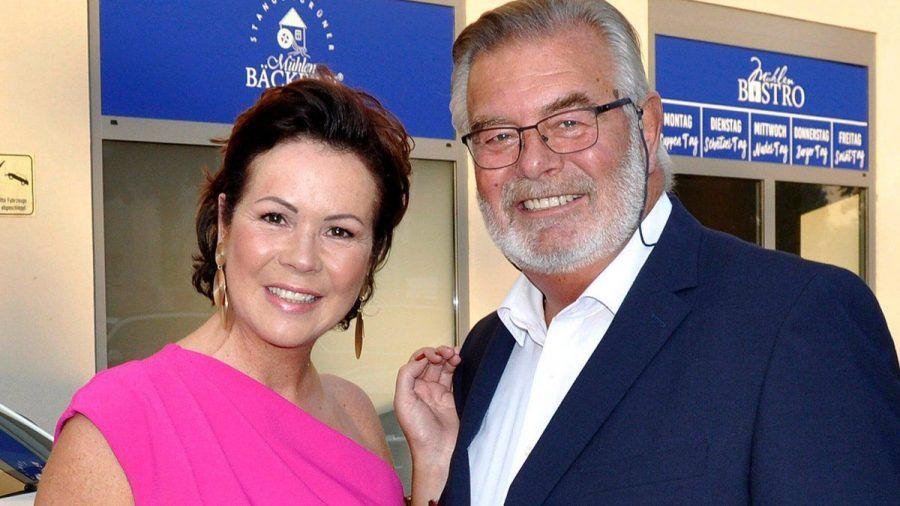 Harry Wijnvoord und Iris Dahlke sind offiziell Mann und Frau. (eee/spot)