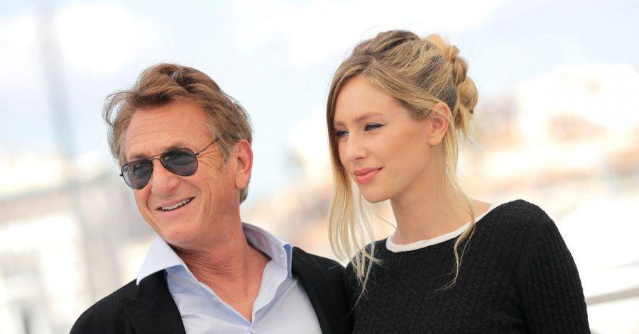 Der US-Schauspieler Sean Penn brachte seine Tochter Dylan mit nach Cannes.
