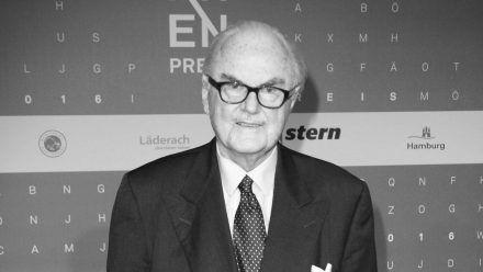 F.C. Gundlach wurde 95 Jahre alt. (rto/spot)