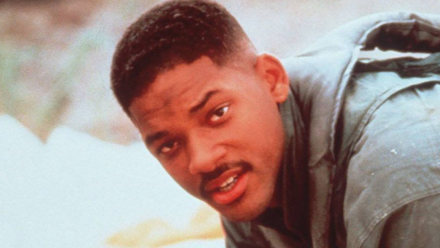 """Will Smith in """"Independence Day"""" (jom/spot)"""
