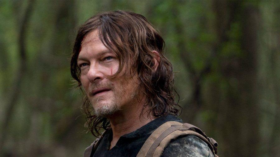 """Norman Reedus spielt Daryl Dixon in """"The Walking Dead"""". (tae/spot)"""