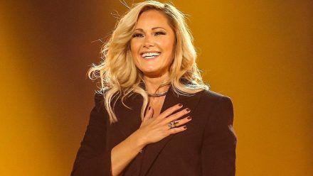 Helene Fischer bei einem TV-Auftritt. (hub/spot)