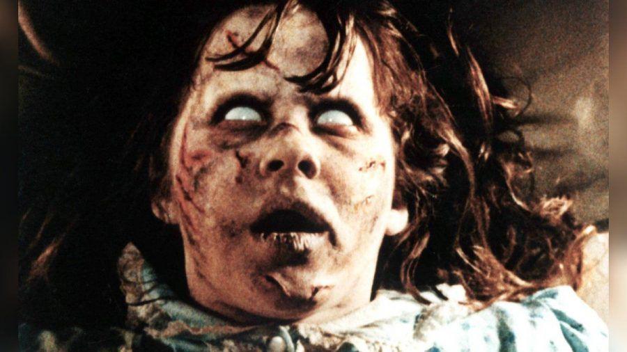 """Linda Blair in """"Der Exorzist"""" (1973) (smi/spot)"""