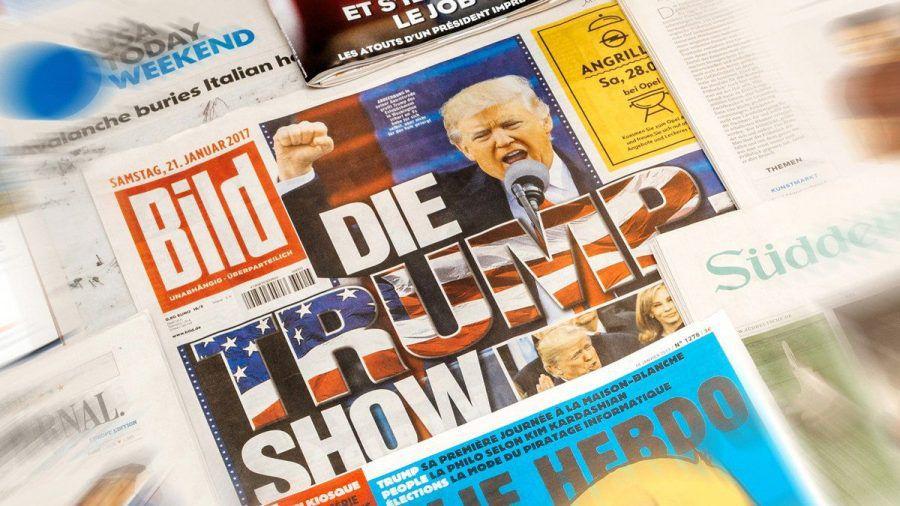 """Die """"Bild""""-Zeitung gibt es nun bald auch als TV-Sender- (smi/spot)"""