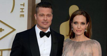 Angelina Jolie und Brad Pitt, hier 2014 in Hollywood, galten lange als absolutes Traumpaar.
