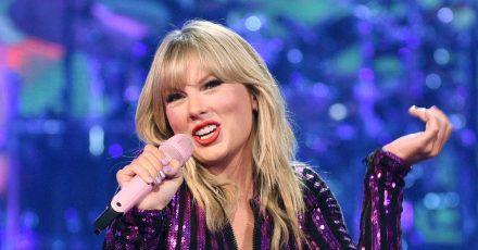Taylor Swift liebt ihre Fans.