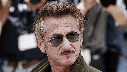 """Sean Penn steht aktuell nicht für die Serie """"Gaslit"""" vor der Kamera. (nra/spot)"""