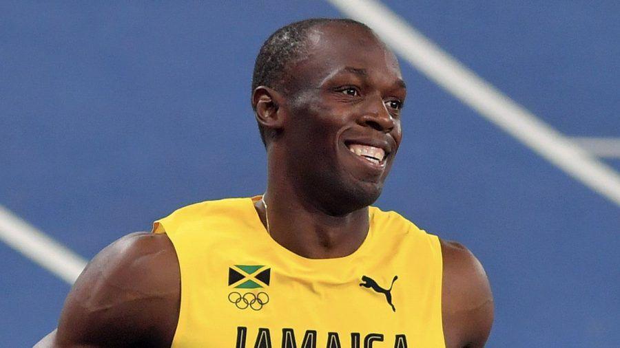 Usain Bolt ist achtfacher Olympiasieger und dreifacher Vater (wue/spot)