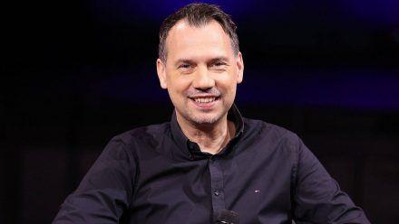 Erfolgsautor Sebastian Fitzek im Juni in Köln (wue/spot)