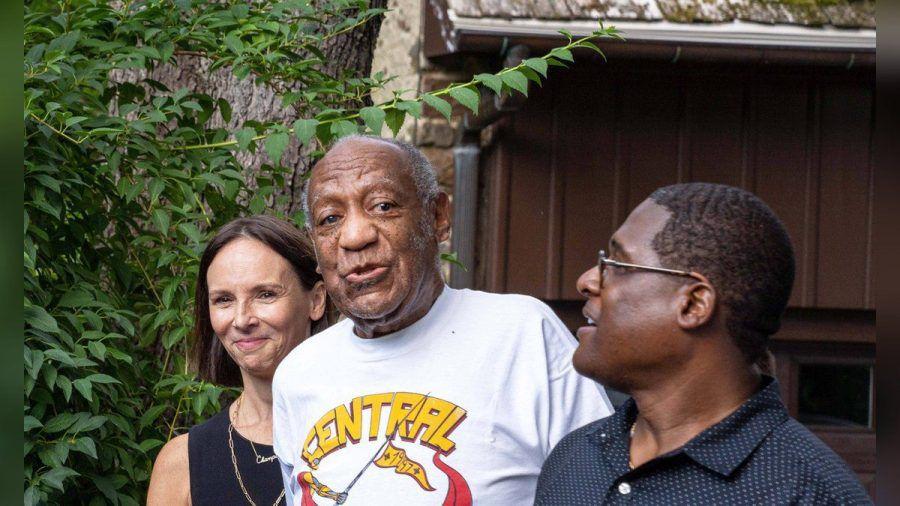 Bill Cosby ist wieder zu Hause. (ili/spot)
