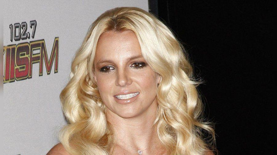 Britney Spears bei einem Auftritt in Los Angeles. (hub/spot)