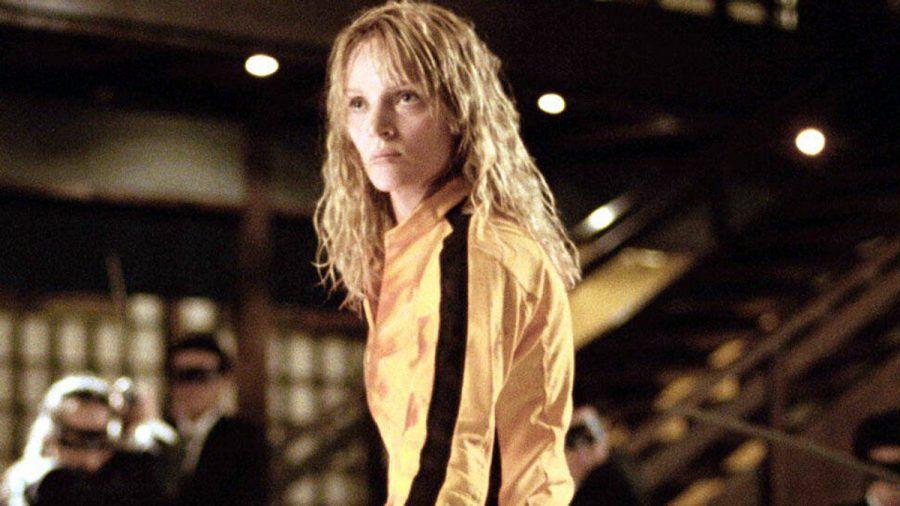 """Uma Thurman hasste den gelben """"Kill Bill""""-Anzug. (jom/spot)"""