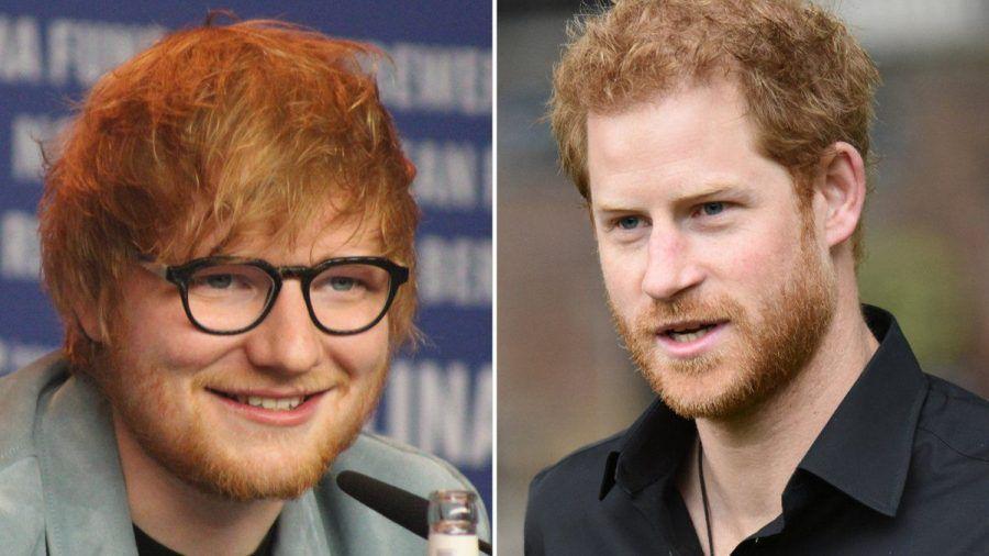 Die Väter Ed Sheeran und Prinz Harry sprachen bei den WellChild Awards auch über Kindererziehung. (ili/spot)