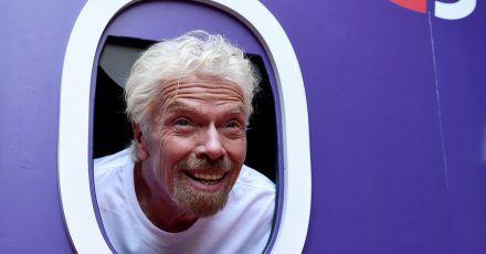 Der britische Milliardär Richard Branson will am 11. Juli ins Weltall fliegen.
