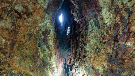 Der Vulkan Thríhnúkagígur ist für Besucher zugänglich.  (amw/spot)